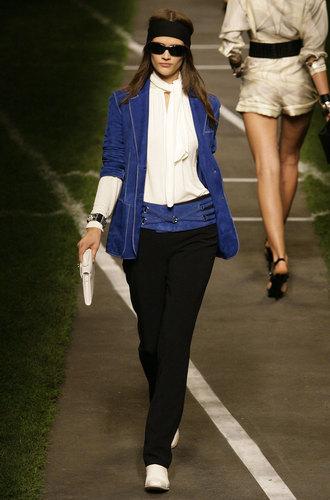 Denim Hermès 2010 Spring