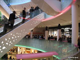Shopping Part Dieu Inauguration Tour Oxygène