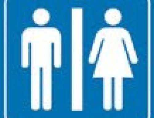 Expérience du troisième type – des WC tendance