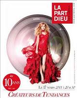 Créateurs de Tendances 2011 10 ans Part Dieu Lyon