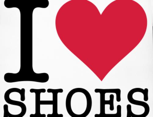 Dressing Chaussures … La Fille au Foulard Vert