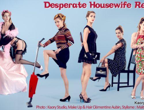 Enfin ! Les images du shooting Desperate Housewifes !