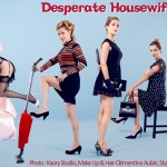 Shooting Desperate Housewife Rétro Novembre 2011