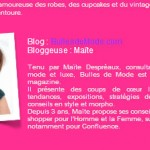 Blogueuse Lyon Fashion City Bulles de Mode