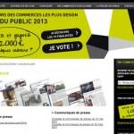 Bulles de Mode jury Lyon Shop Design 2013