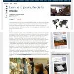 Journal International Lyon Fashion City Bulles de Mode