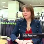Maïte Bulles de Mode sur TLM Tv juin 2013
