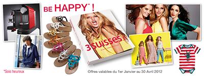 Catalogue 3 Suisses