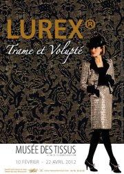 Affiche Lurex Trame et Volupté