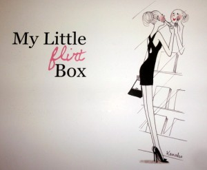 My Little Flirt Box www.bullesdemode.com