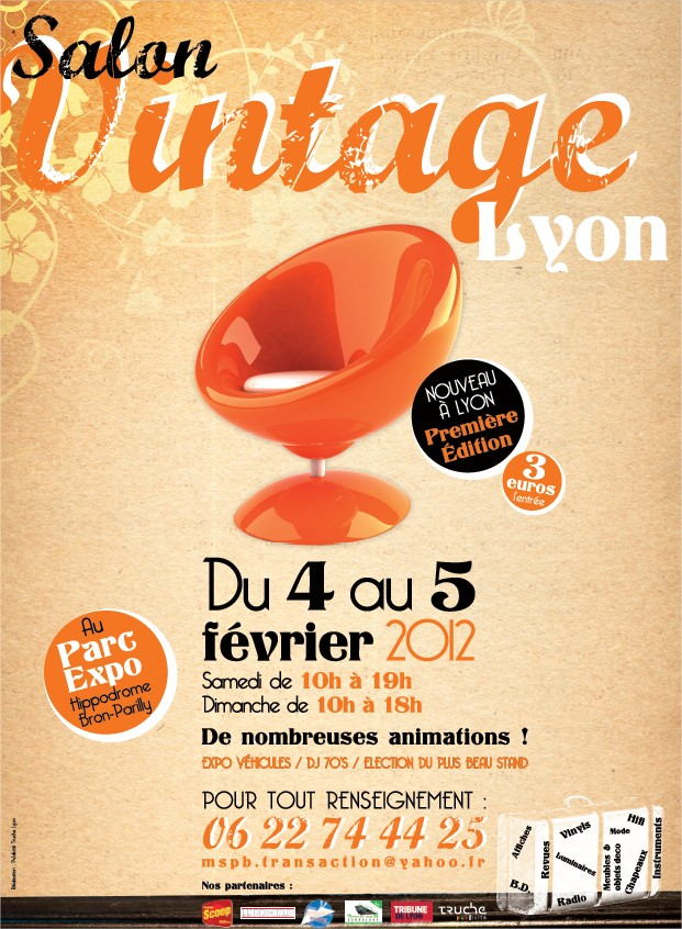 March de la mode vintage lyon le retour summer dream 21 et 22 mars 2015 bulles de mode - Salon de la mode vintage lyon ...