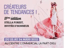 Créateurs de Tendances Affiche 2012