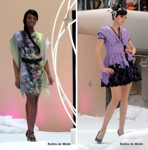 Créateurs de Tendances Mars 2012 - Rose Carbone