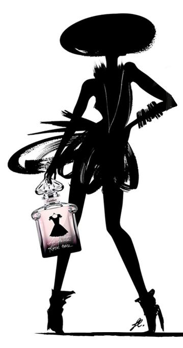 guerlain la petite robe noire natalya 39 s beauty blog filthygorgeousmakeup. Black Bedroom Furniture Sets. Home Design Ideas