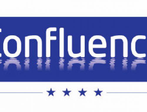 L'événement du jour : le lancement de Confluence à Lyon !