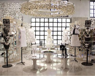 Boutique Milan Courrèges