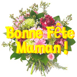 Bonne Fête Maman Bouquet