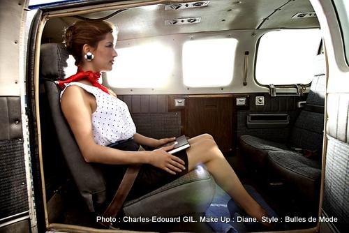 Edito GIL - Bulles de Mode - Air Force & Beauty - Hôtesse & Aventurière (6)