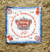 Chipie Jeans Foulard Happy 25 Collector