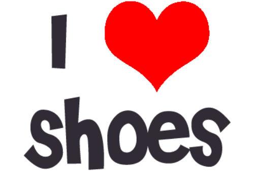 Dressing de Chaussures : l'étagère qui court le long de la pièce