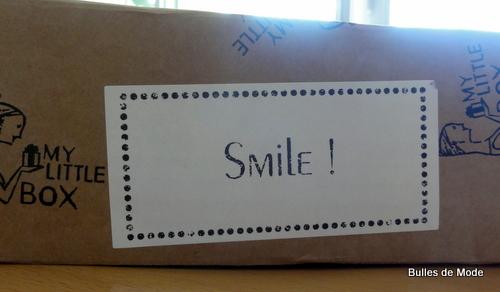 My Little Box - My Little Happy Box Smile !