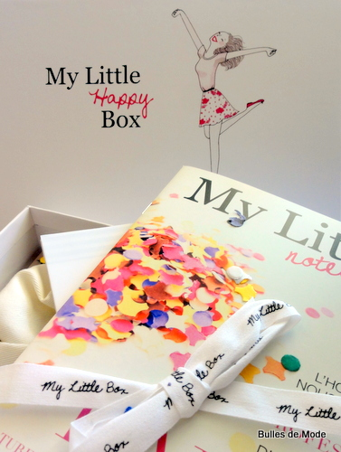 My Little Box - My Little Happy Box Confettis !