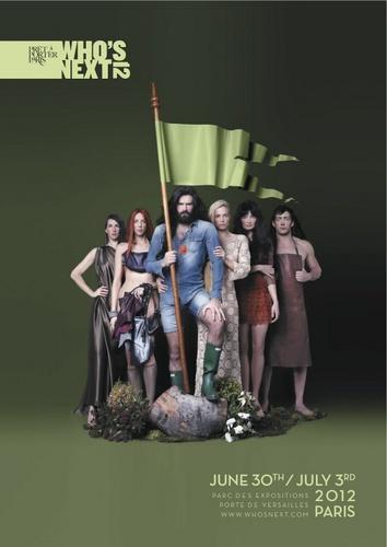 Who's Next Affiche Juin 2012