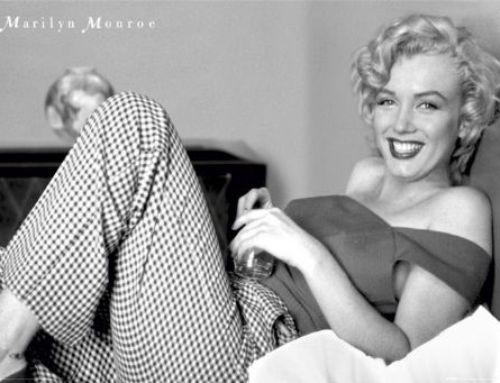 Happy B. Day, Marylin ! 50 ans déjà…