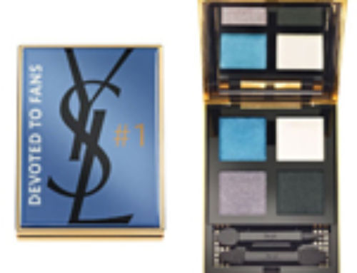 No Comment : la Palette YSL Facebook, YSL Devoted to Fan. Coup de génie Marketing ou N'importe quoi ?