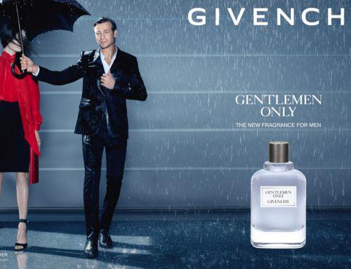 Tendance : l'humour dans la publicité de mode. Le cas Lanvin, Guy Laroche et Givenchy avec Gentlemen Only