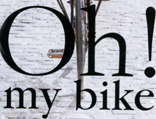 Buzz Longchamp et le vélo : Oh! My Bike