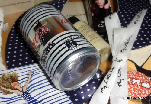 My Little Box Couture Cannette Coca-Cola Light Jean-Paul Gaultier