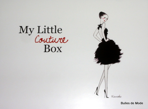 My Little Box Couture Jean-Paul Gaultier