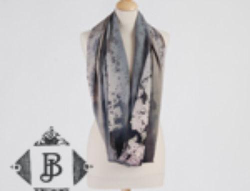 Exclusif Anniversaire : BettyJanis vous offre un foulard personnalisé !