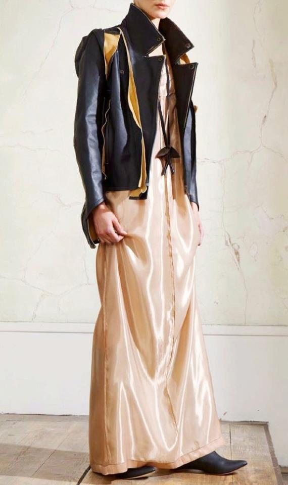 Martin Margiela H&M perfecto robe longue