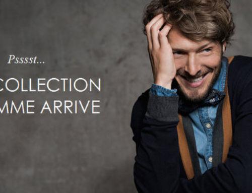 Chic ! La collection PROMOD Hommes débarque !