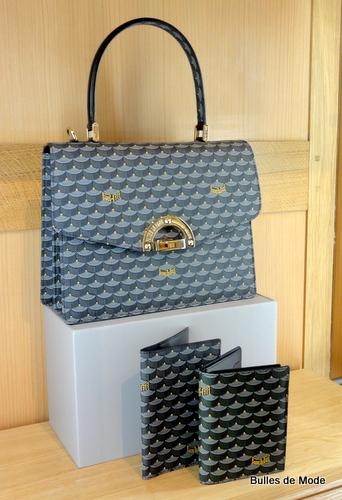 Boutique Fauré Le Page Cambon it-bag monogramme