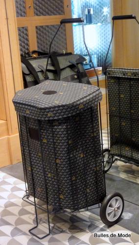 Boutique Fauré Le Page Cambon it-bag monogramme Cabas chariot de courses