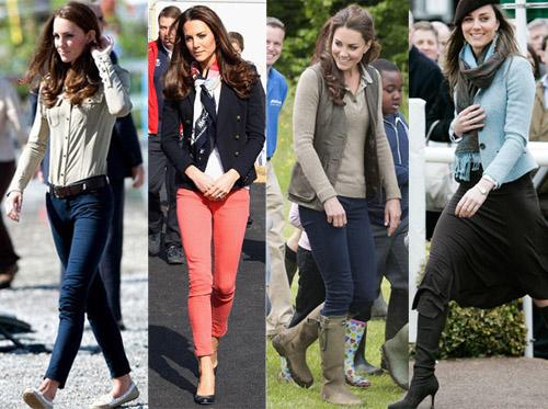 Comment copier style Catherine Middleton Duchesse de Cambridge
