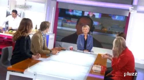 France 2 C'est au Programme Pantalon adapté morphologie Bulles de Mode (3)