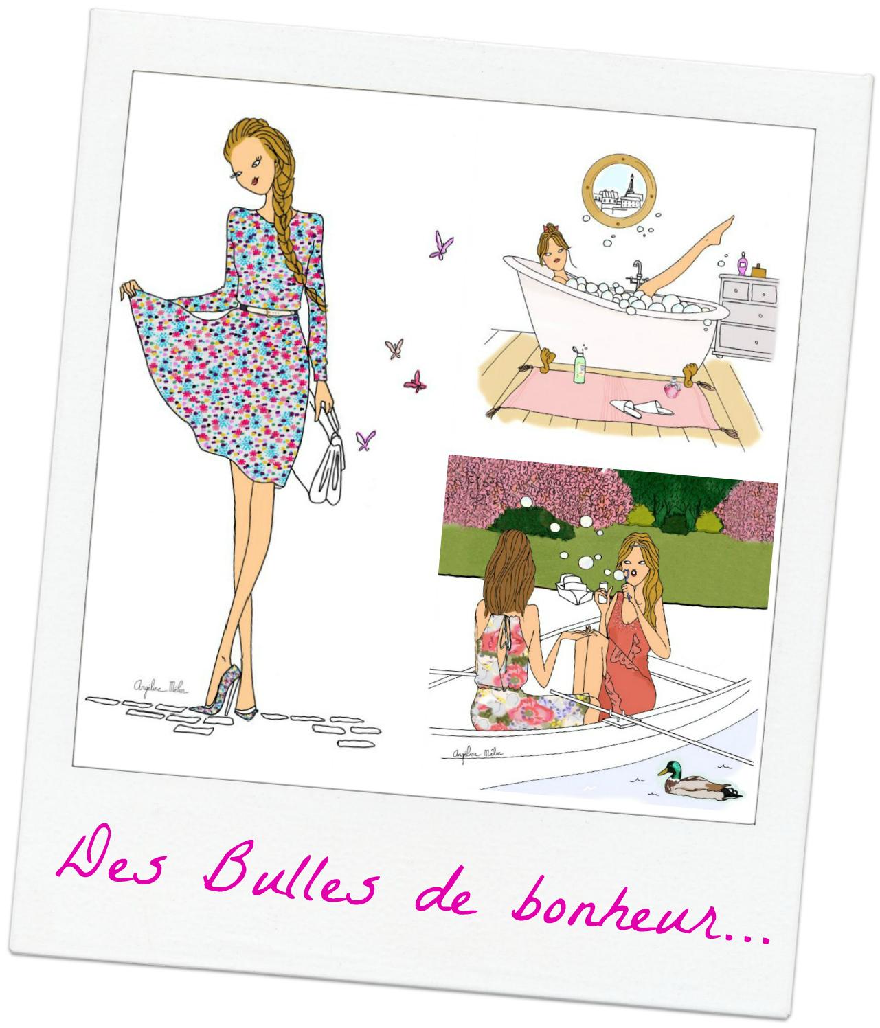 Carte Blanche Aux Blogueuses Luxe Glam Volupte Fete Bulles De Mode Bulles De Mode
