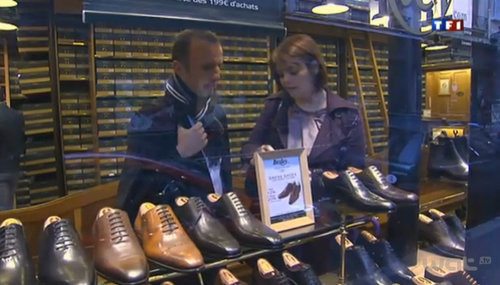 Personal Shopping Bulles de Mode chez Bexley TF1 JT 20h