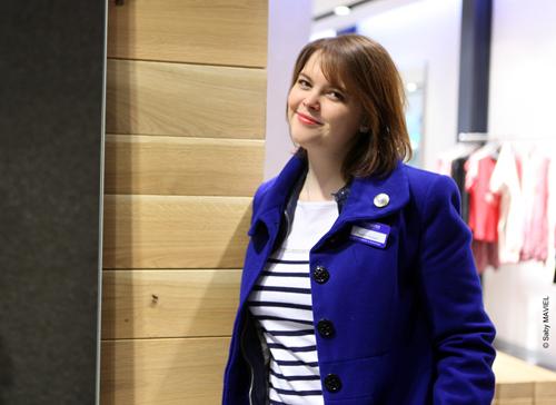 Portrait Maïte Desprééaux Personal Shopper Lyon Confluence