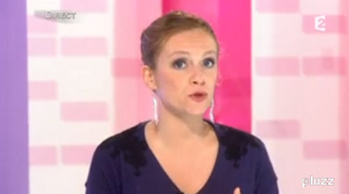 Sophie Brafman France 2 C'est au Programme Bulles de Mode