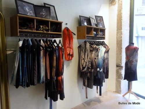 Boutique BettyJanis Lyon Summertime et Simultané
