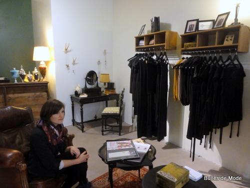 Boutique BettyJanis Lyon Vestale et Série Noire