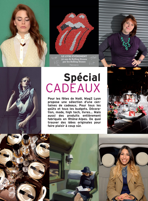 Cadeau De Noel à La Mode.Idées Cadeaux De Noël Beauté Bien être Le Shopping