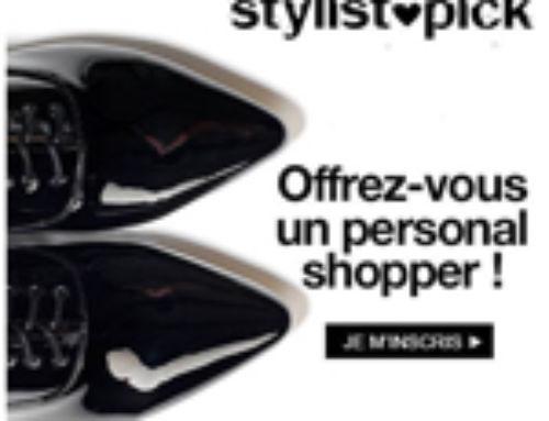Analyse de concept web : Stylistpick, le shopping accessoire personnalisé selon votre style !