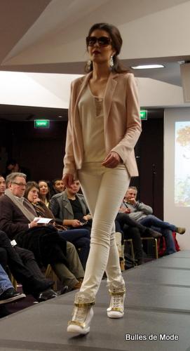 Bel Air Défilé Mode Femmes Lyon Fashion City