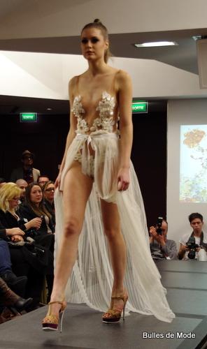 Body Maison Lejaby Couture Mariage Défilé Lingerie
